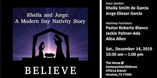 Jorge and Kheila:  A Modern Day Nativity Story