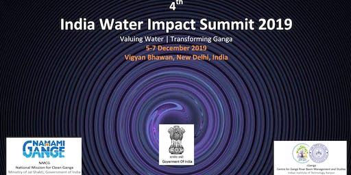 India Water Impact Summit 2019