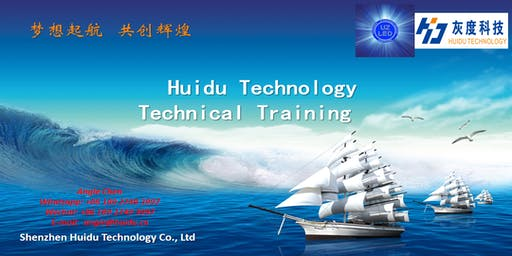 Uzled_Huidu technical  tutorial course &  sales