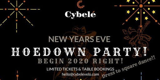 Cybelé New Year Party