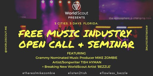 WorldScout FREE Open Calls - November 15th-19th, 2019