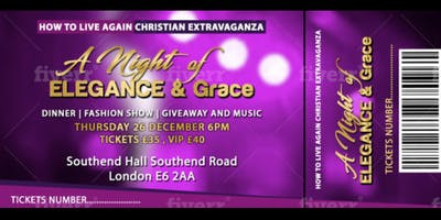 HOW TO LIVE AGAIN Christian Extravaganza