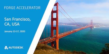 Autodesk Forge Accelerator - San Francisco, CA, USA (January 13-17, 2020) tickets