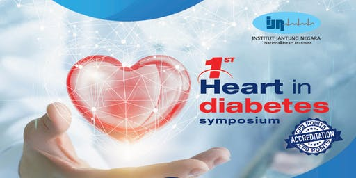 IJN 1st Heart In Diabetes Symposium