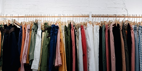Homegrown Living – Re-Think your Wardrobe  tickets