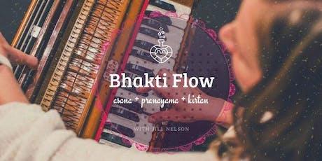 Bhakti Flow tickets