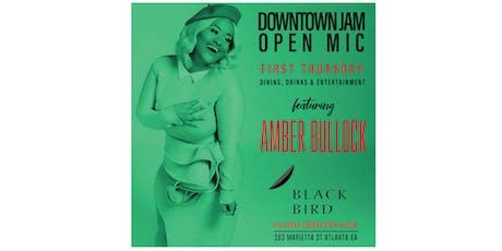 The Downtown Jam + Open Mic at BLACKBIRD tickets