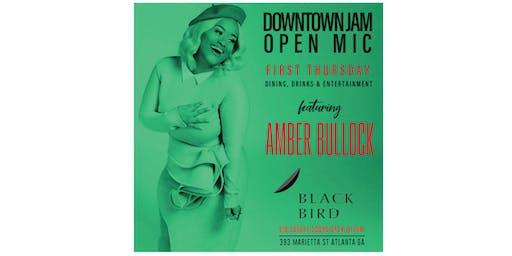 The Downtown Jam + Open Mic at BLACKBIRD