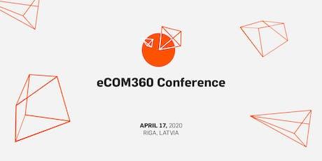 eCOM360: 2020 tickets