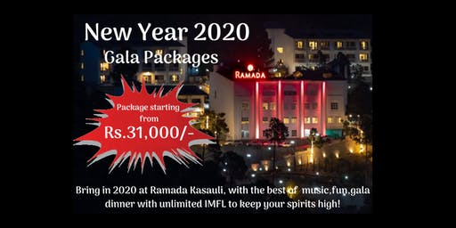 kasauli New Year Holiday Packages