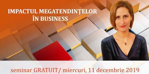 Impactul Megatendințelor în Business