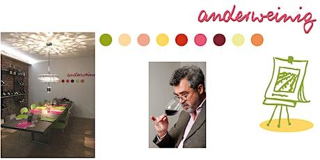 Weinseminar Alte Welt vs. Neue Welt Tickets