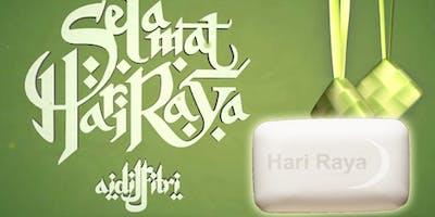 Free Hari Raya Soap Making Class - For Hari Raya 2020