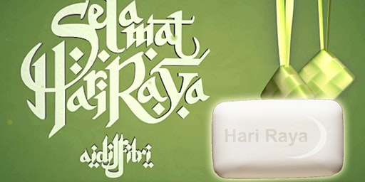Free Hari Raya Soap Making Class - For Hari Raya 2020