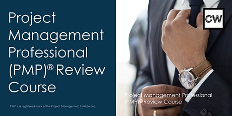 Project Management Professional (PMP)® Review Course tickets
