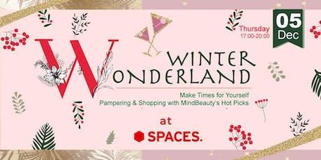 Winter Wonderland at SPACES tickets