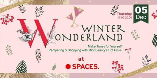 Winter Wonderland at SPACES