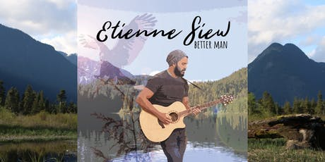 Etienne Siew presents Better Man EP release tickets