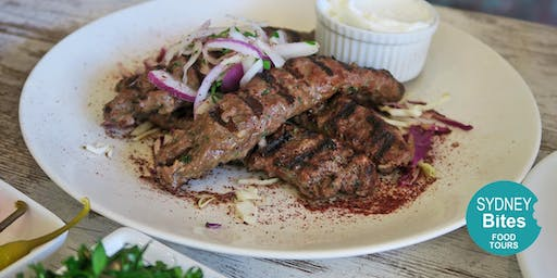 Middle Eastern Flavours in WILLOUGHBY Food Tour