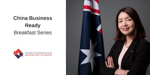 ACBC China Business Ready Breakfast - November