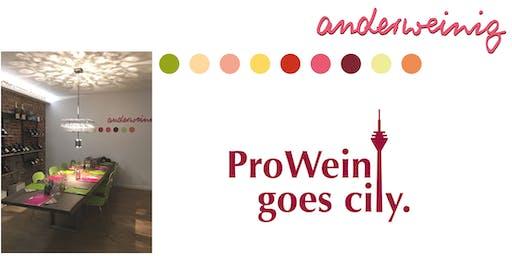 Weinevent ProWein goes City