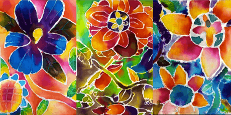 Experiential Batik Painting (3 - 12 Yrs Old) tickets