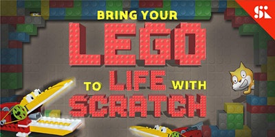 Bring Your Lego to Life with Code, [Ages 7-10], 11 Jan - 07 Mar (Sat 9:30AM) @ Bukit Timah