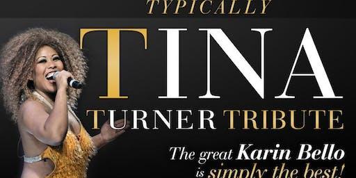Tributo a Tina Turner  en Vigo