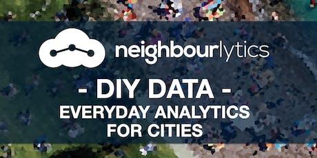 DIY Data: Everyday Analytics for Cities tickets