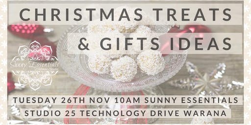 Christmas Treats & Gift Ideas Class