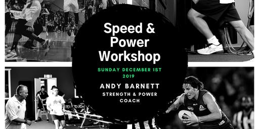Speed & Power Workshop