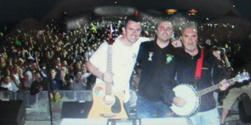 AN EVENING WITH CHARLIE AND THE BHOYS @ TYNESIDE IRISH CENTRE