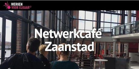 Netwerkcafé Zaanstad: Zorg goed voor jezelf! tickets
