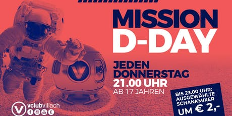 Mission: D-Day presented by DJ Indygo Tickets