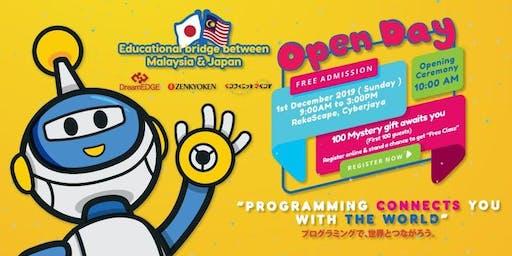 Kidz Tech Centre Open Day