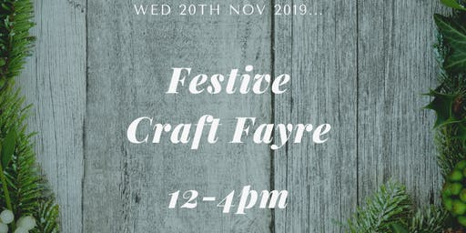 Festive Craft Fayre