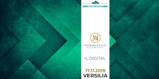 Membership Academy - Il Digitale