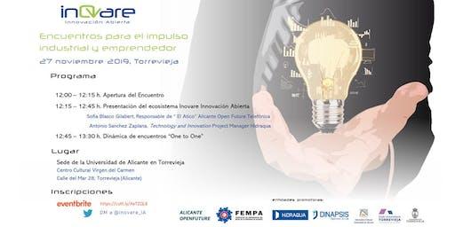 Encuentros para el impulso industrial y emprendedor