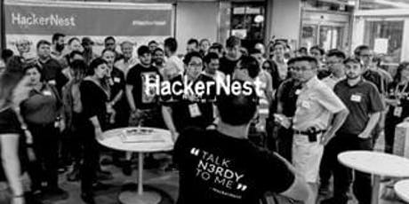 HackerNest Melbourne December Christmas Tech Social tickets