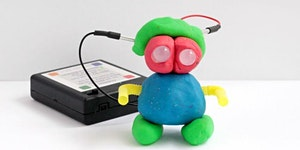 Squishy circuits (ages 8+ only) - Glenroy Library