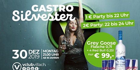 Gastro-Silvester Tickets