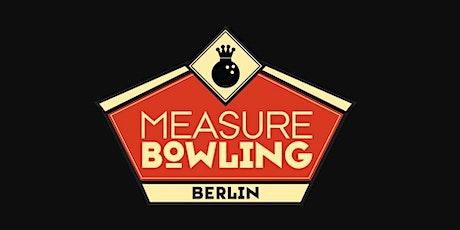 MeasureBowling - Berlin #12 Tickets