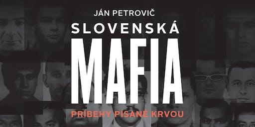 Krst knihy Slovenská mafia: Príbehy písané krvou
