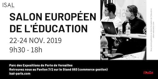 SALON DE L'ETUDIANT-SALON EUROPÉEN DE L'EDUCATION