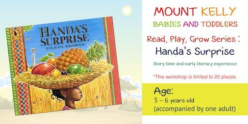 Read, Play, Grow Series : Handa's Surprise