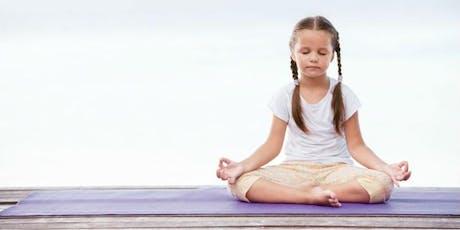 Stage Yoga Parents enfants (3/5 ans) billets