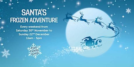 Santa's Frozen Adventure at The Beacon, Eastbourne tickets