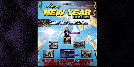 Happy New Year Bakana Dansi tickets