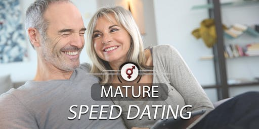 Mature Speed Dating | Age 52-70 | December