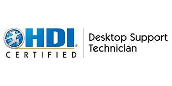 HDI Desktop Support Technician 2 Days Training in New York, NY